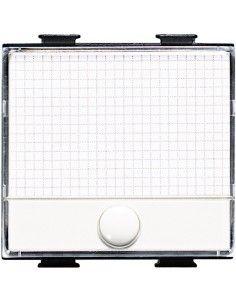 BTicino AM5008 Matix - pulsante con targa portanome