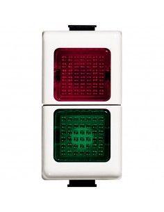 BTicino AM5064V Matix - portalampada doppio
