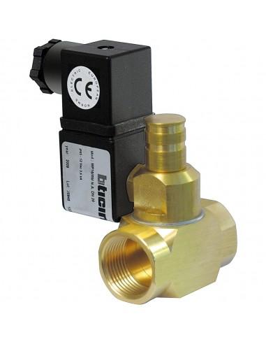 BTicino L4525/12NO Matix - elettrovalvola per sistema gas