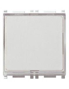 Vimar 14050 Plana - pulsante con targa portanome