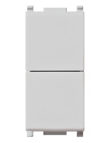 Vimar 14066.SL Plana - pulsante doppio