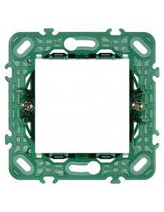 Vimar 14602 Plana - supporto 2 modulI con griffe