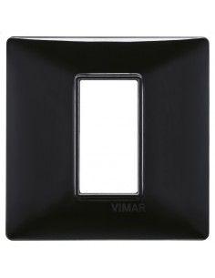 Vimar 14641.05 Plana - placca 1 modulo nero