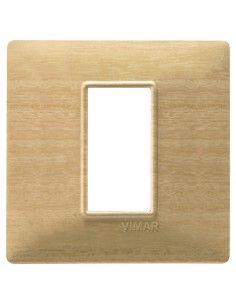 Vimar 14641.31 Plana - placca 1 modulo frassino