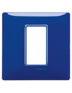 Vimar 14641.50 Plana - placca 1 modulo zaffiro