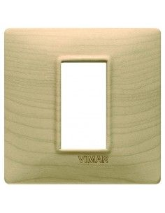 Vimar 14641.61 Plana - placca 1 modulo acero