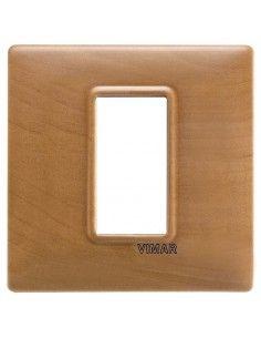 Vimar 14641.62 Plana - placca 1 modulo pero