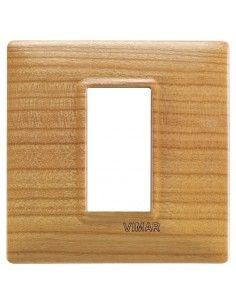 Vimar 14641.63 Plana - placca 1 modulo ciliegio