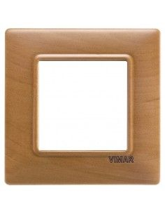 Vimar 14642.62 Plana - placca 2 moduli pero