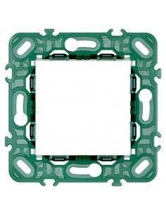 Vimar 14603 Plana - supporto 2 moduli senza viti