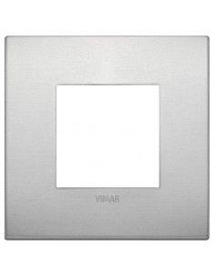 Vimar 19642.15 Arke - placca 2 moduli naturale