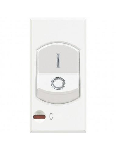 Axolute Bianco - magnetotermico 1P+N 10A 3kA