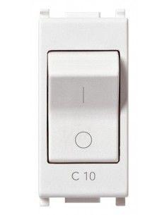 Vimar 14404.10 Plana - interruttore automatico magnetotermico 1P 10A