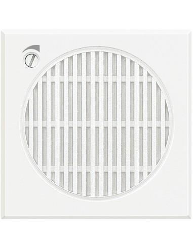 Axolute Bianco - suoneria elettronica 3 toni 12Vac/dc