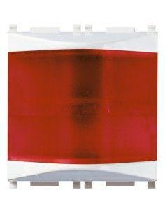 Vimar 14387.R Plana - specula 230V rosso