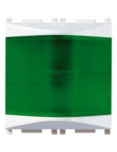 Vimar 14387.V Plana - specula 230V verde