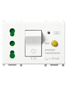 Vimar 14283 Plana - presa interbloccata 16A