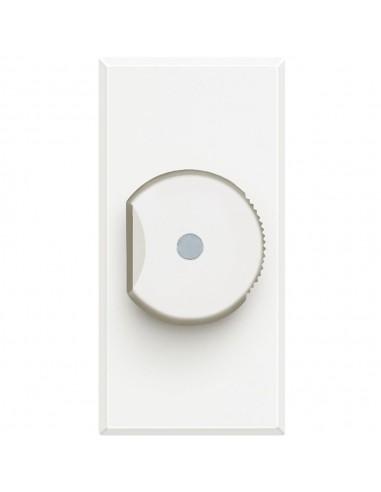Axolute Bianco - regolatore di luminosità con deviatore 500W