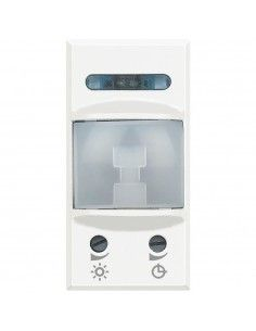 Axolute Bianco - interruttore ad infrarossi passivi