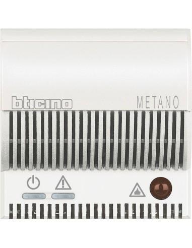 Axolute Bianco - rivelatore gas METANO