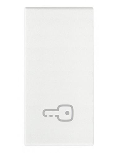 Vimar 19021.P.B Plana - copritasto illuminabile simbolo chiave