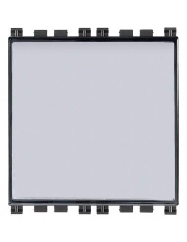Vimar 19050 Arke - pulsante con targa portanome