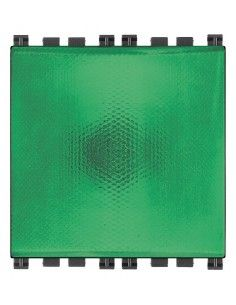 Vimar 19387.V Plana - specula 230V verde