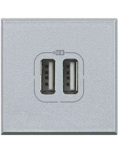 Axolute Tech - caricatore USB doppio