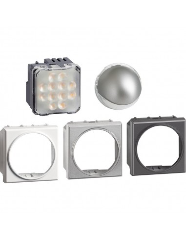Axolute - lampada orientabile 360