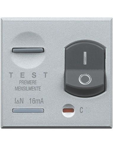 Axolute Tech - magnetotermico differenziale 1P+N 10A 10mA