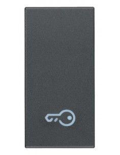 Vimar 20021.P Eikon - copritasto illuminabile simbolo chiave