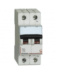 BTicino FC810NC10 Btdin - magnetotermico 1P+N C10