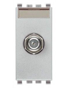 Vimar 20318.N Eikon - connettore SAT tipo F