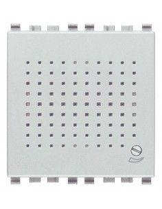 Vimar 20380.N Eikon - suoneria elettronica 3 toni 12Vac/dc