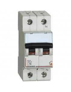 BTicino FC810NC16 Btdin - magnetotermico 1P+N C16