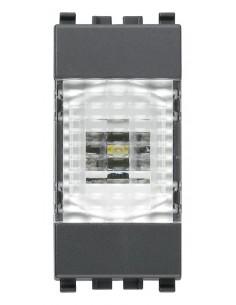 Vimar 20382 Eikon - lampada di emergenza 2h