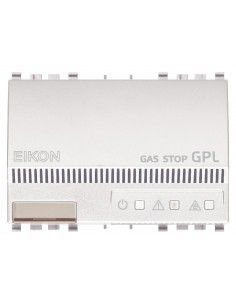 Vimar 20421.B Eikon - rivelatore gas GPL