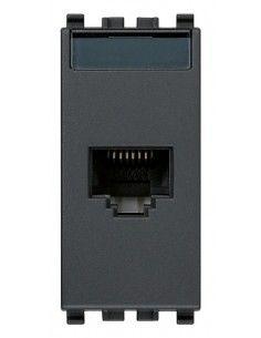 Vimar 20338.8 Eikon - presa dati RJ45 cat. 5e
