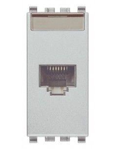 Vimar 20338.8.N Eikon - presa dati RJ45 cat. 5e