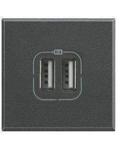 Axolute Scura - caricatore USB doppio