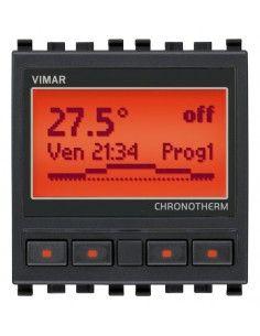 Vimar 20445 Eikon - cronotermostato giornialiero settimanale