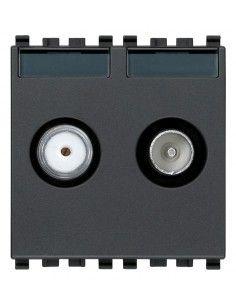 Vimar 20302.01 Eikon - presa TV/SAT derivata