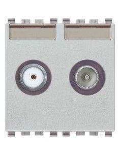 Vimar 20302.01.N Eikon - presa TV/SAT derivata