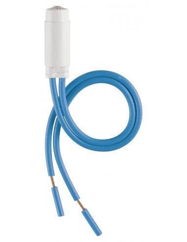 Vimar 00936.250.B - LED comandi basculanti 250V azzurro