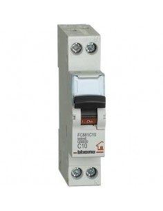 BTicino FC881C10 Btdin - magnetotermico 1P+N C10