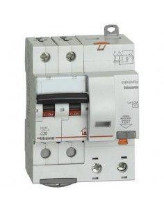BTicino GC8230AC20 Btdin - magnetotermico differenziale AC 2P 25A 30mA5