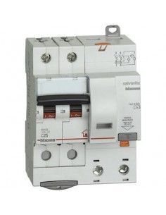 BTicino GC8230AC25 Btdin - magnetotermico differenziale AC 2P 25A 30mA5