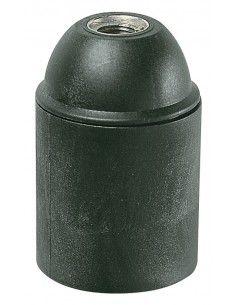 Vimar 02101 - portalampada E27 poliestere nero