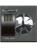 Axolute Scura - termostato ambiante estate/inverno