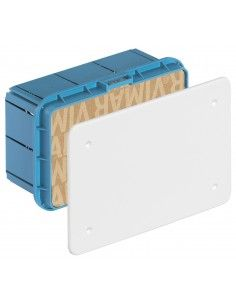 Vimar V70004 - scatola di derivazione da incasso 154x92x70